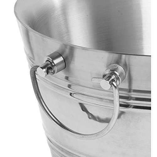American Metalcraft DWBT15 Tubs, 15'' Length x 15'' Width, Silver by American Metalcraft (Image #1)