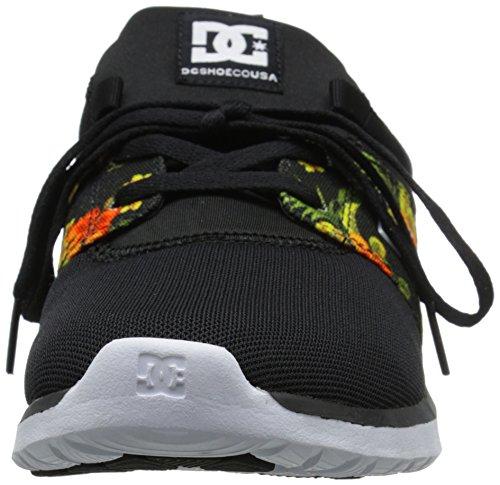 Dc Mens Heathrow Se Skate Shoe Rijden Black / Orchidee