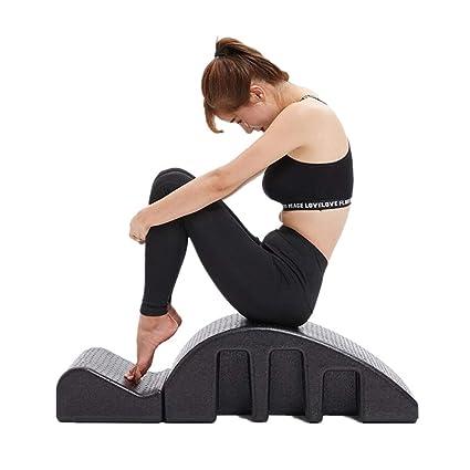 Yoga 2 Piezas - Corrector De Columna Vertebral, Corrector De ...