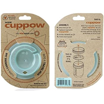 Wide Mouth Cuppow Item # CPWU5-001