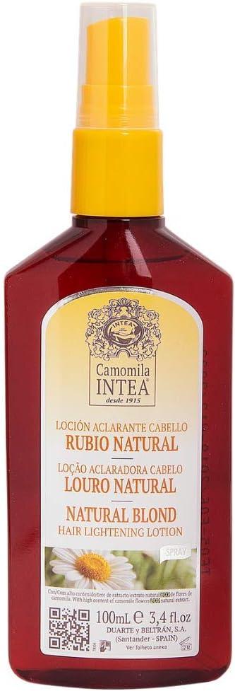 Camomila Intea Loción Capilar para Cabello Rubio - 100 ml ...