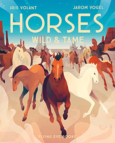 Horses: Wild & Tame (Wild Iris)