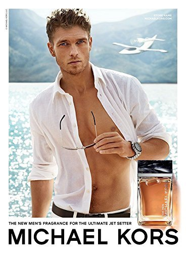 Scented **PRINT AD** For Michael Kors For Him For The Ultimate Jet - For Michael Kors Him