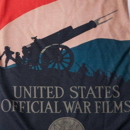 cotone di degli poster viscosa in Stati del T shirt Accessoryo guerra ufficiale misto Uniti per Piccolo uomo film X0xwZq