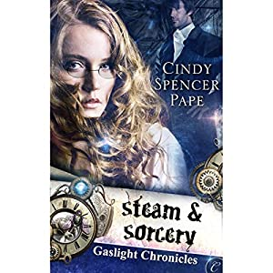 Steam and Sorcery Hörbuch