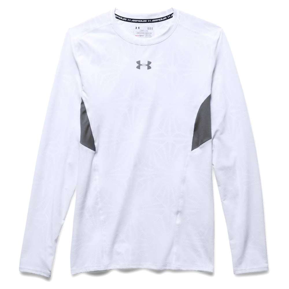 Under Armour Mens HeatGear Coolswitch Compression Long Sleeve Shirt