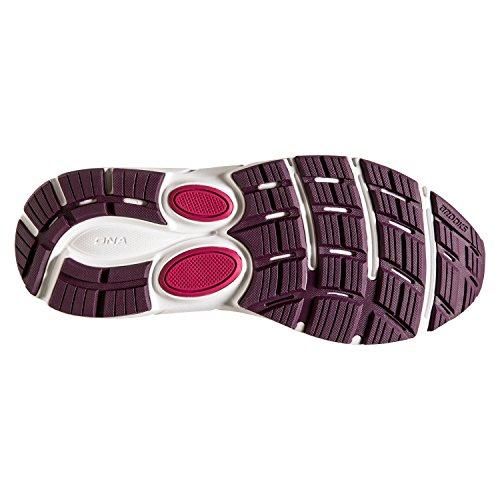 Donna Dyad 527 10 Da grey Brooks purple Running pink Scarpe Viola wXgTFdq