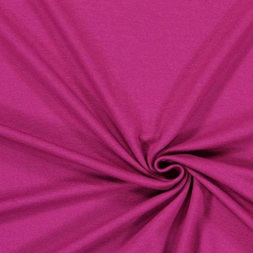 Jersey UNI zart pink  ÖKO TEX Stoff Meterware nähen