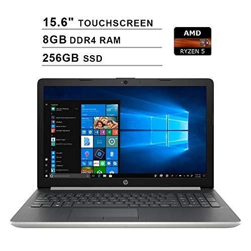 2019 Newest HP Pavilion 15 15.6 Inch Touchscreen FHD Laptop (AMD Quad...