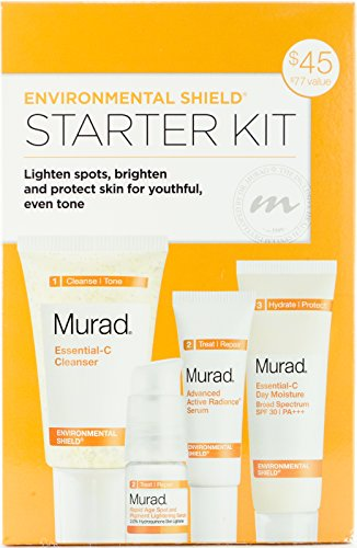 Murad Environmental Radiant Renewal Starter