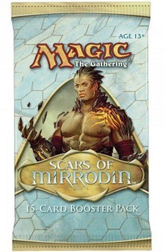 (Magic the Gathering - MTG: Scars of Mirrodin Booster Pack (15)