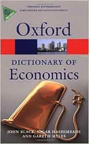 , Nigar Hashimzade, Gareth Myles: 9780199237043: Amazon.com: Books