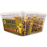 Haribo of America Gold-bears Tub, 54 Count (Pack of 8)