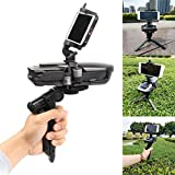 AxPower Handheld Gimbal Camera Stabilizer Bracket Tripod with Phone Holder Mount for DJI Mavic Air