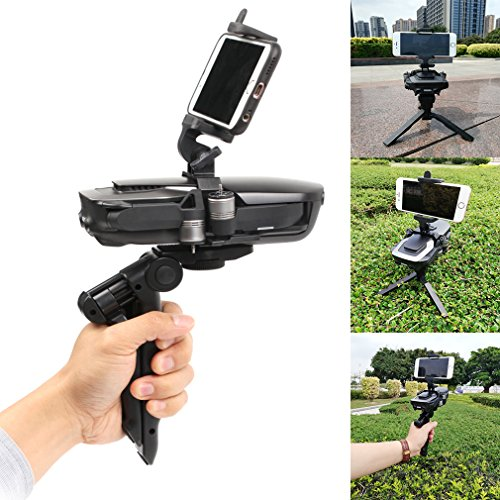 AxPower Handheld Gimbal Camera Stabilizer Bracket Tripod with Phone Holder Mount for DJI Mavic Air by AxPower