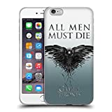 Official HBO Game Of Thrones All Men Key Art Soft Gel Case for Apple iPhone 6 Plus / 6s Plus