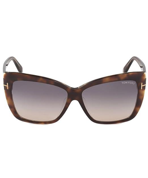 97580e1c972 Irina Women s Soft Square Butterfly Sunglasses FT0390 F 53F 59 ...