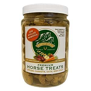 Giddyap Girls Premium Horse Treats, 13.4-Oz
