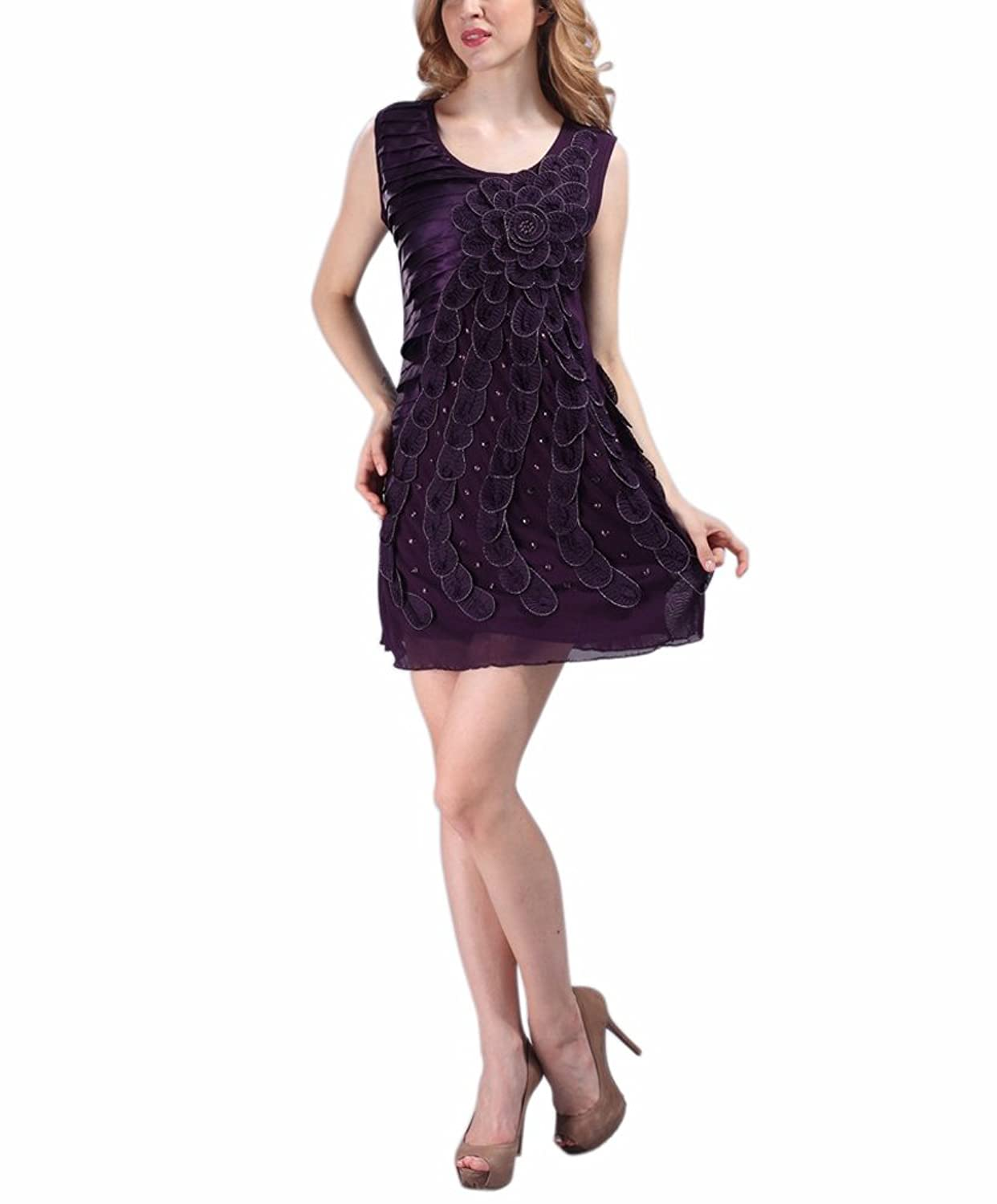 Whitewed 1920s Gatsby Flapper Charleston Dresses Costumes Accessories for Women