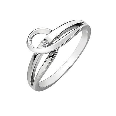 Hot Diamonds Mirage Ring - Size L cINVp6