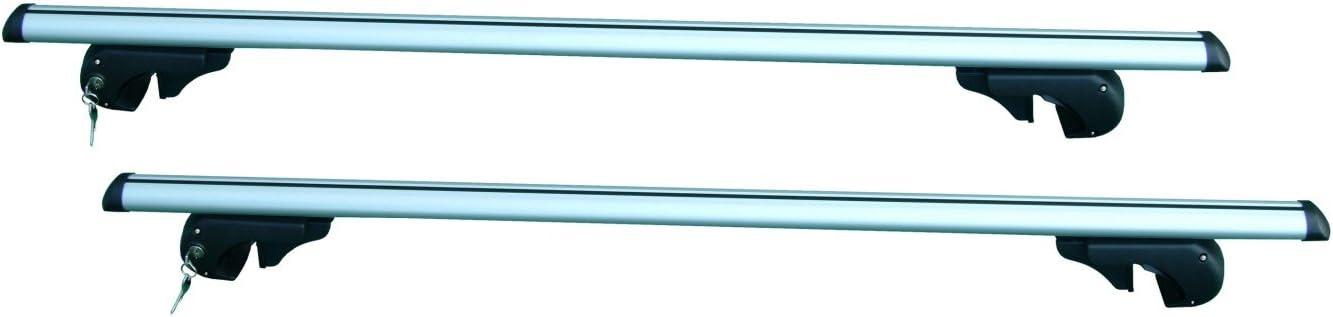 HP-Autozubeh/ör Brio 12174 Roof Rack Rails for Off-Road Vehicle