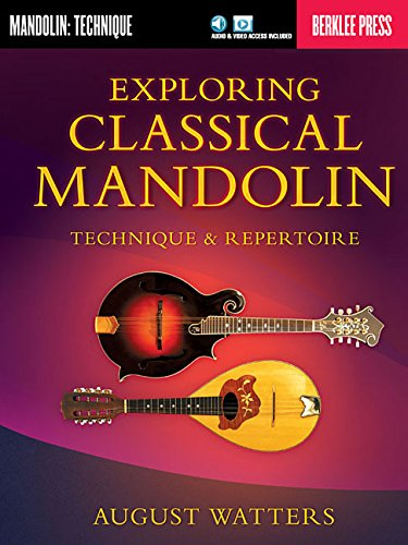 Mandolin: Technique & Repertoire (Berklee Guide) ()