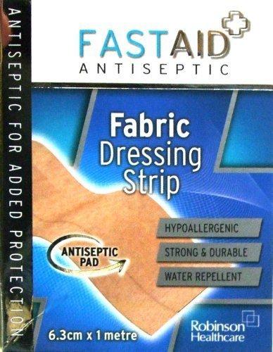 Fastaid Fabric Dressing Strip 6.3cmx1m