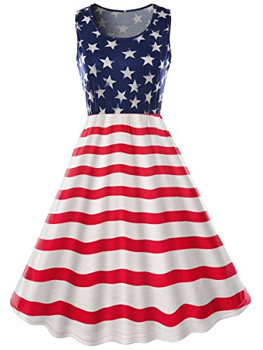4th of july summer dress - 2