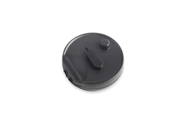 Arditi 034098 regulador 1012S 230 V 300 W Ne M//Ean1 con interruptor de bot/ón 40 unidades Regulador de mesa o suelo para l/ámparas de incandescencia 60-300 W