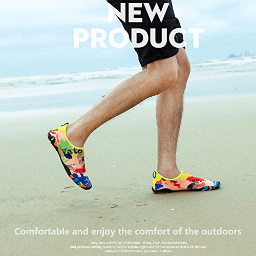 Summer Aqua Shoes Dry Beach Shoes Quick KRUDE Boating 988blue Walking Barefoot Unisex Women's Swim Diving Yoga Shoes Water Men's Yx7xqp4wt