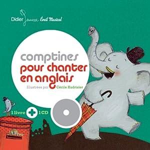 vignette de 'Comptines pour chanter en anglais (Cécile Hudrisier)'
