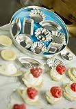 Fox Run 3620 Mini Tartlet Set, Tin Plated