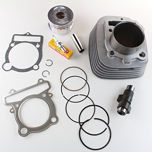 NICHE Cylinder Piston Gasket Camshaft Kit for Yamaha for sale  Delivered anywhere in USA