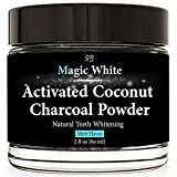 Health & Personal Care : Teeth Whitening Charcoal Powder 100% Natural - with Organic Activated Coconut