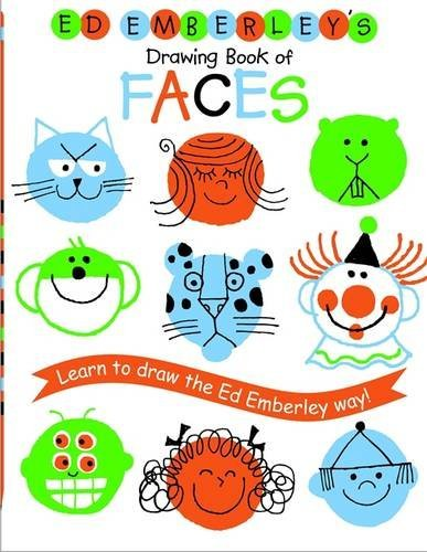 Ed Emberley's Drawing Book of Faces (REPACKAGED) (Ed