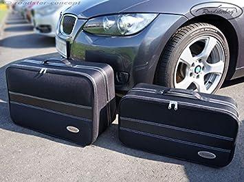BMW E93 3 Series Cabriolet convertible roadster bolsa maleta de equipaje juego: Amazon.es: Coche y moto