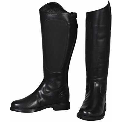 Amazon.com : TuffRider Plus Rider Dress Boots : Clothing