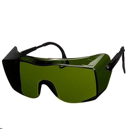 RyimsD Personalidad Moda Gafas De Soldadura Protección para Los Ojos Gafas De Sol Tiro En La