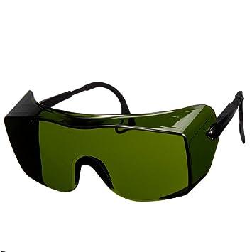 RyimsD Personalidad Moda Gafas De Soldadura Protección para Los Ojos Gafas De Sol Tiro En La Calle Conducción Sombrilla Policarbonato Hombres Y Mujeres ...