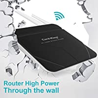 WiFi Router Long Range AC 1200mbps 5G/2 4Ghz High Speed WiFi Range Extender  Dual Band with 4 LAN Ports for Home Office Internet Restauran Amazon Alexa