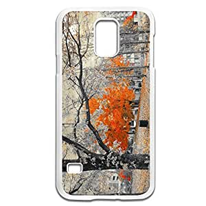 Samsung Galaxy S5 Cases Park Design Hard Back Cover Proctector Desgined By RRG2G