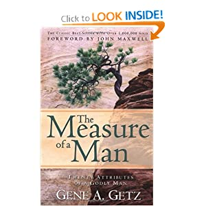 The Measure of a Man (Paperback) Gene Getz (Author)