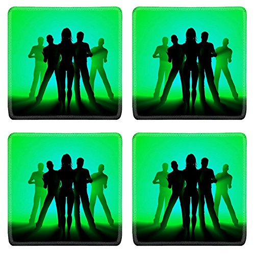 Liili Square Coasters party background r - Dancing Squares Natural Shopping Results