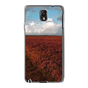 Flexible Tpu Back Case Cover For Galaxy Note3 - Puddle After Rain by lolosakes