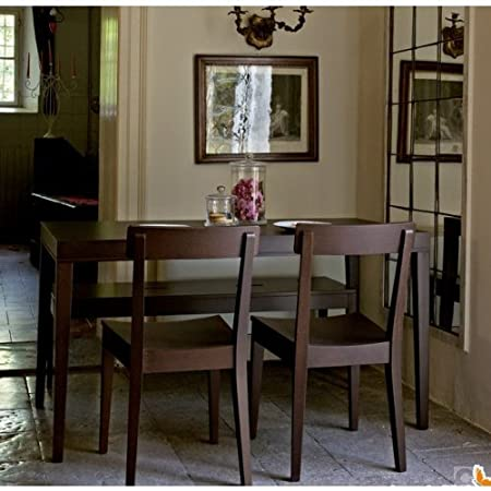 CALLIGARIS fijo mesa cuadrada o rectangular