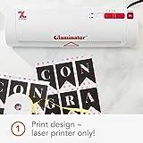 "Xyron Glaminator Foil Laminator, 9"" Lamination"