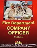 Fire Department Company Officer, IFSTA Committee, 0879391618