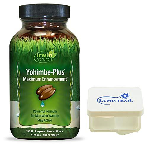 Bestselling Yohimbe Herbal Supplements