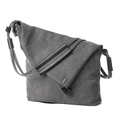 hombro all bolsa moda lkklily gris bolsa match lona de bolsa roja bolso canvas de Rosa de PqqBRWwFnH