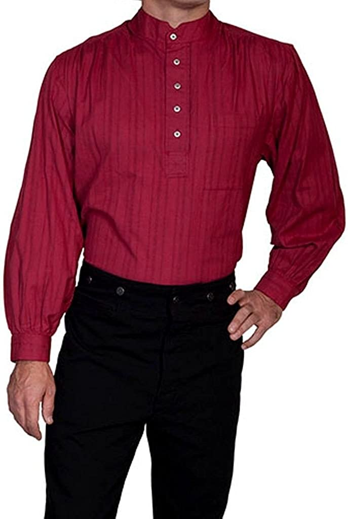 Scully rangewear hombre rangewear Natural Old Fashioned Railroader camiseta